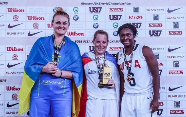 Фото: Церемонія нагородження FIBA 3x3 World Championships (fiba.com/world/3x3/2016)