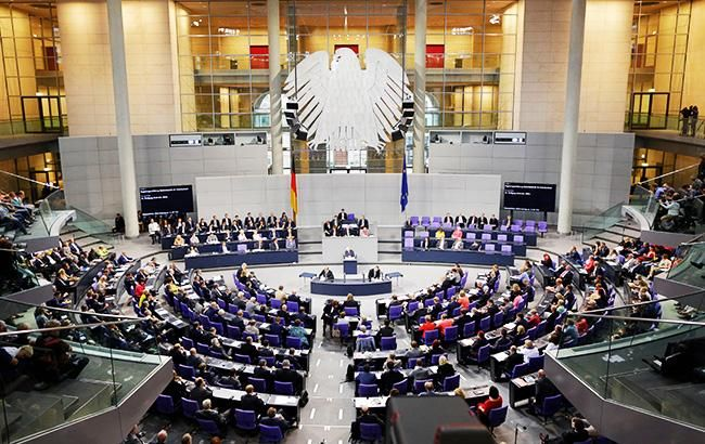 Фото: заседание в Бундестаге (bundestag.de)