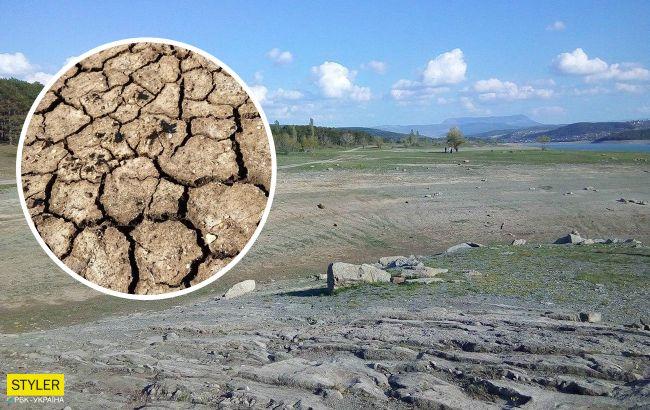 Крым становится пустыней из-за варварского расхода воды: ученый предупредил об экокатастрофе