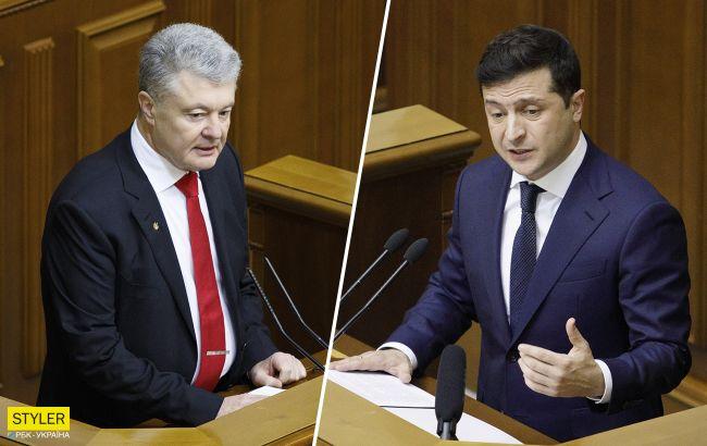 Известный журналист дал оценку Порошенко и Зеленскому как политикам