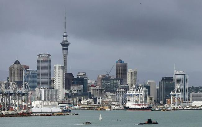 Фото: у Новій Зеландії рибальське судно зазнало аварії