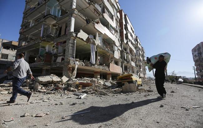 В Иране в результате землетрясения пострадали 20 человек
