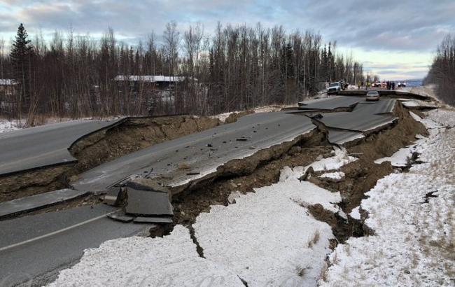 На Аляске объявлен режим ЧС
