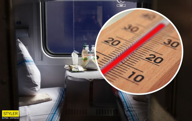 """Укрзализныця """"решила"""" вопрос с неработающими кондиционерами: при покупке билетов нужно быть осторожным (фото)"""