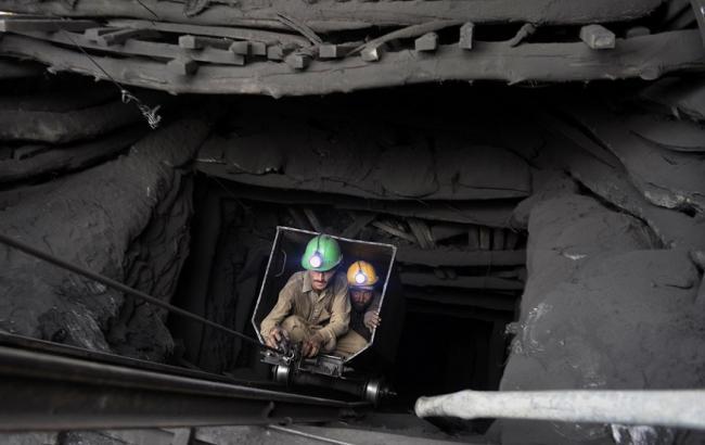 Фото: на шахте в РФ произошло обрушение породы