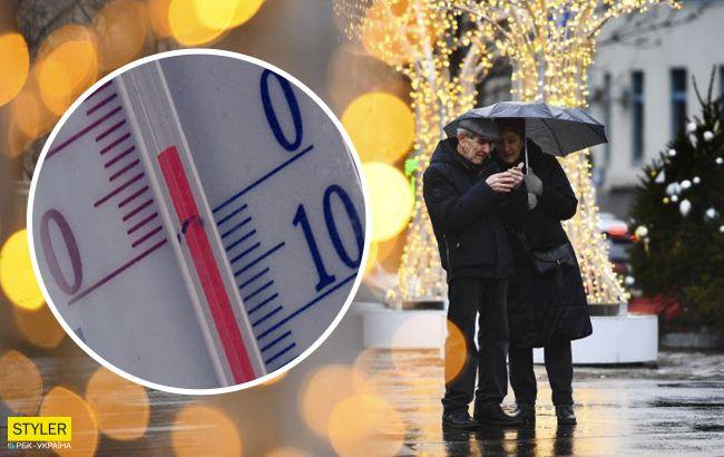 Синоптик змінив прогноз на зиму в Україні