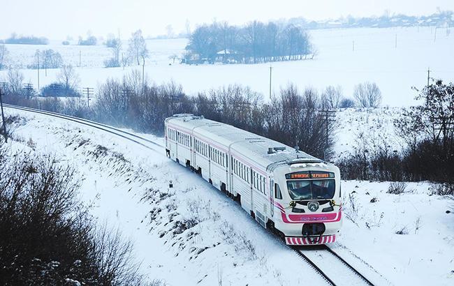 Фото: поезд (facebook.com/JSCUkrzaliznytsia)