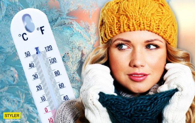 В Украину идет снег, метели и шквальный ветер: какие области пострадают
