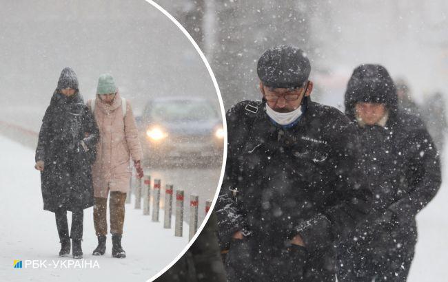 В Украину нагрянет циклон, а затем ударят морозы: где ждать ненастья