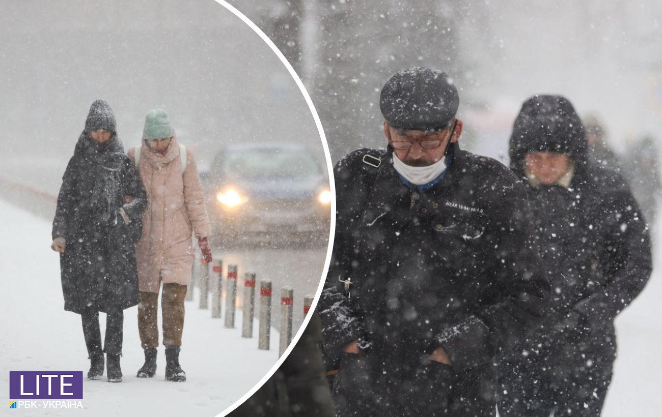 Метели и сильные ливни: в каких областях будет самая опасная погода