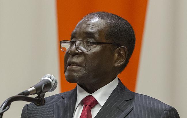 Фото: экс-президент Зимбабве Роберт Мугабе (unmultimedia.org)