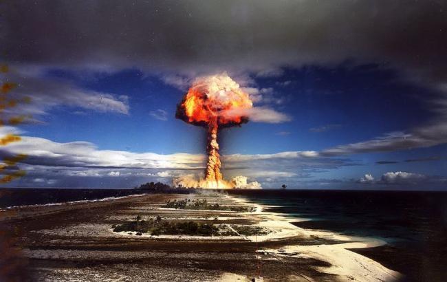 США мають намір розмістити в Німеччині 20 атомних бомб