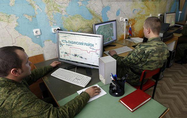 Фото: військовий інтернет використовується для комунікації підрозділів Міноборони РФ