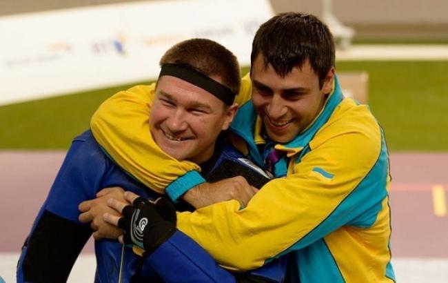 Фото: Украинские паралимпийцы (bdzhola.com)