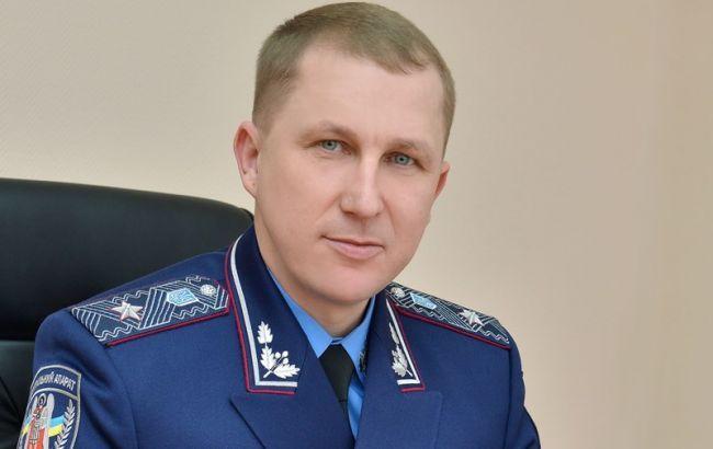 У Донецькій обл. створена спеціальна група з організації роботи блокпостів, - МВС