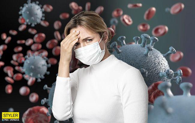 Коронавірус в Україні: медики назвали нові симптоми захворювання