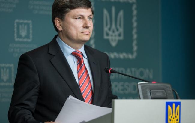 Фото: представник Порошенко в Раді Артур Герасисмов