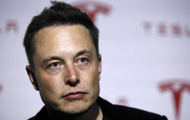 Фото: основатель SpaceX Илон Маск