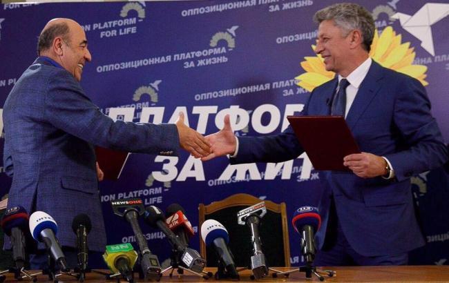 Рабинович: задача номер 1 - вывести единого кандидата от оппозиции во второй тур и победить