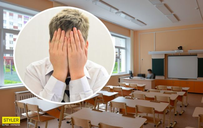 У Тернополі нетвереза вчителька побила школяра: била головою об стіну