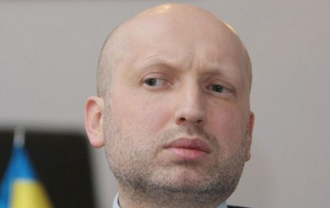 Порошенко назначил Турчинова секретарем СНБО, - указ