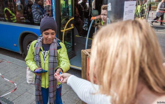 Германия. неменее 3,5 тыс. нападений набеженцев иприюты