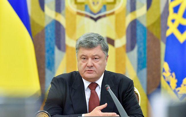 Порошенко і Волкер обговорили закон про реінтеграцію Донбасу і звільнення заручників