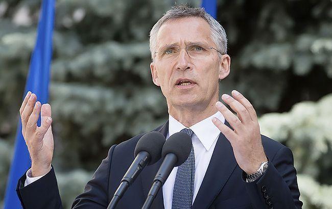 Выход России из ракетного договора НАТО сочло аргументом для усиления обороны, - Столтенберг