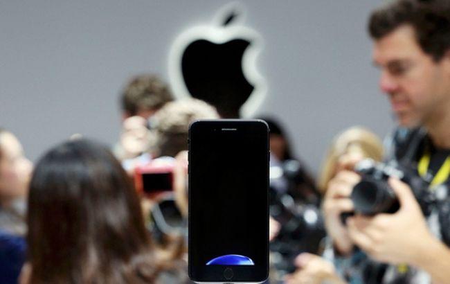 Фото: iPhone 7 взорвался в Китае