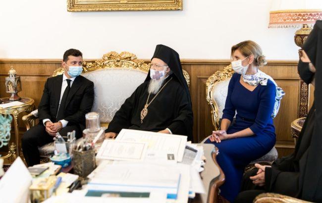 Вселенський патріарх планує відвідати Україну на День Незалежності
