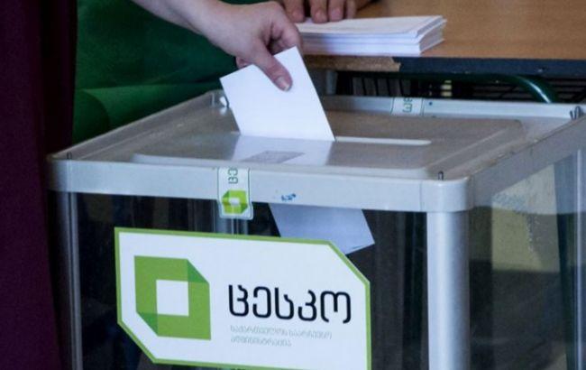 Фото: вибори парламенту Грузії