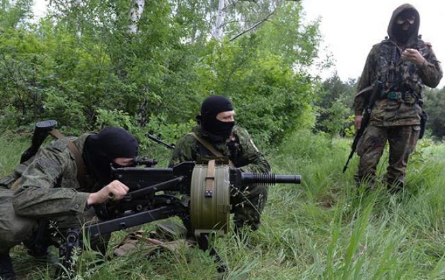 Под Мариуполем в результате минометного обстрела ранен военнослужащий, - штаб обороны