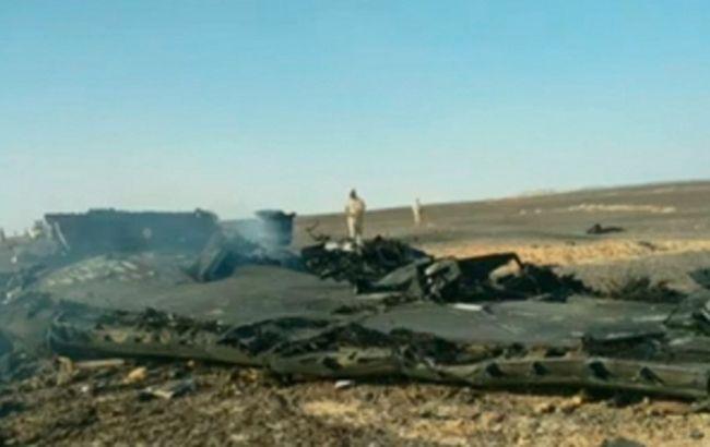 МЗС України: МНС РФ підтвердило наявність 4 українців на борту розбився в Єгипті літака