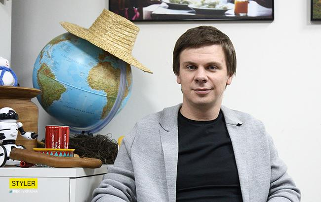 Шахраї створюють фейкові акаунти Дмитра Комарова для обдурювання людей