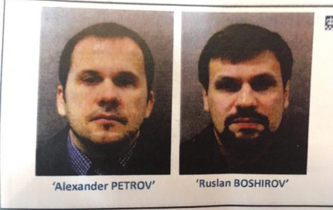 Отруєння Скрипалів: один з підозрюваних виявився полковник ГРУ