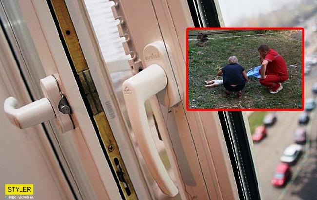 Первоклассник выпал из окна 3 этажа школы