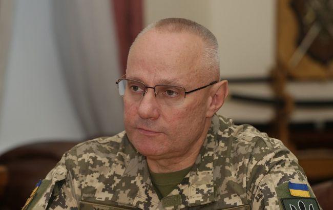 Хомчак: з початку перемир'я загинули 6 військовослужбовців