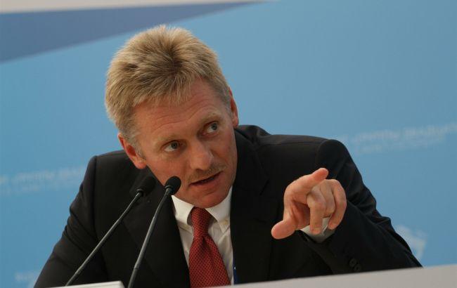 Фото: пресс-секретарь РФ Дмитрий Песков
