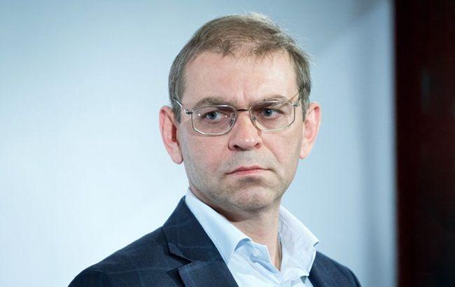 Суд заарештував Пашинського