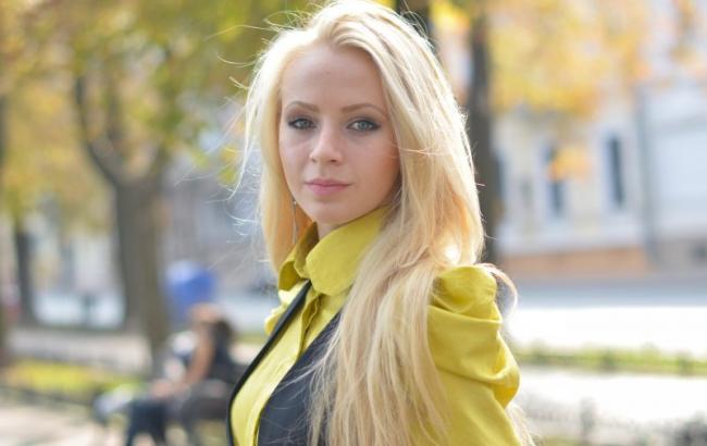 Победительница проекта Голос країни Анна Ходоровская собралась на Евровидение 2014