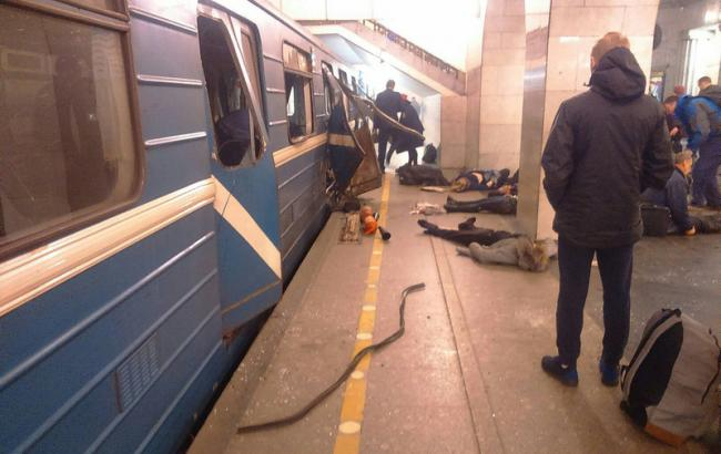 Теракт у Санкт-Петербурзі: ймовірний замовник пов'язаний з атакою на посольство КНР