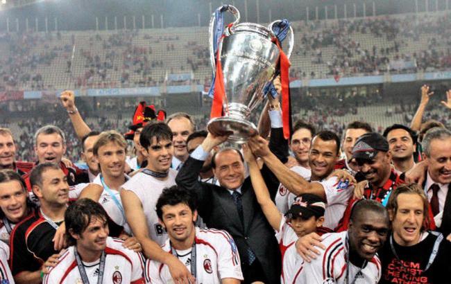 Берлускони реализовал «Милан» китайцам