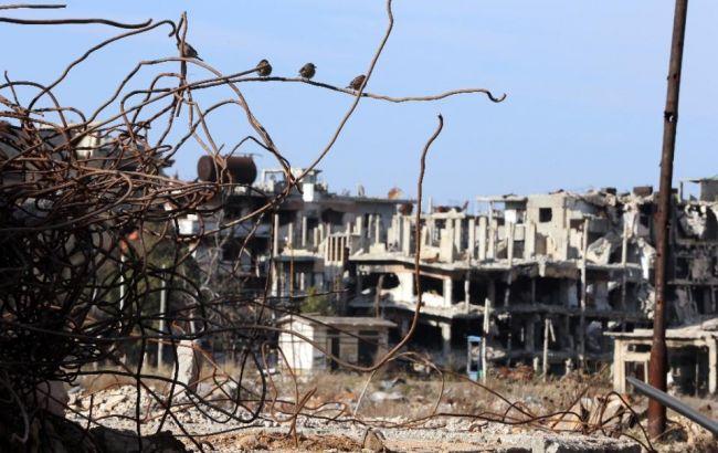 Не менше 25 людей загинуло при подвійному вибуху в сирійському Хомсі