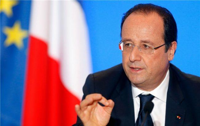 Франція завдала перші авіаудари по ІДІЛ в Сирії