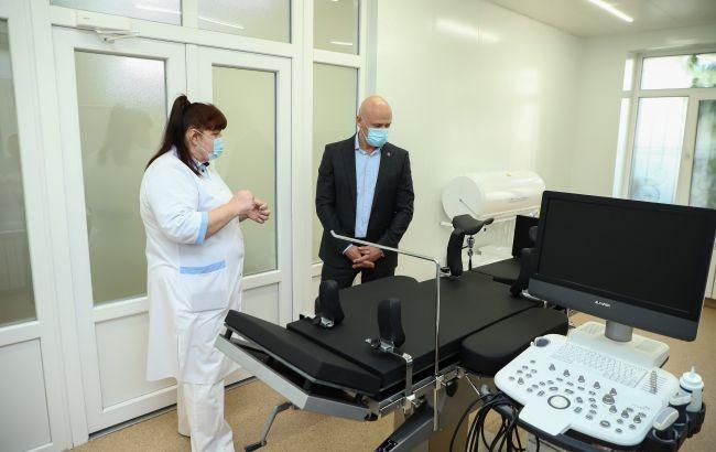 Труханов: в Одесі відкрили унікальний Центр здоров'я сім'ї