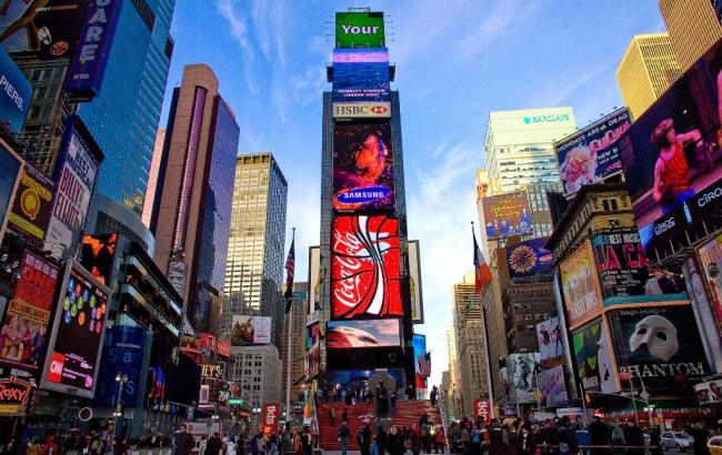 Фото: площа Таймс-сквер