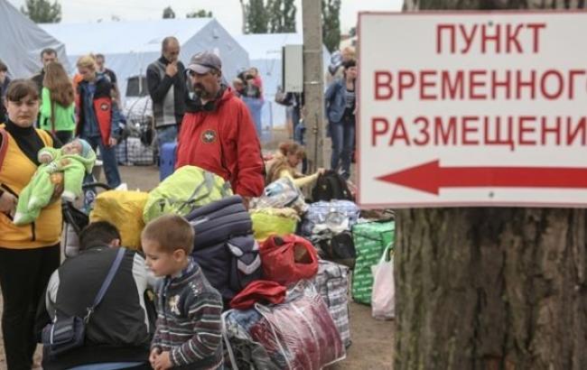 В ФМС РФ заявляют о получении 200 тыс. украинцев статуса беженца