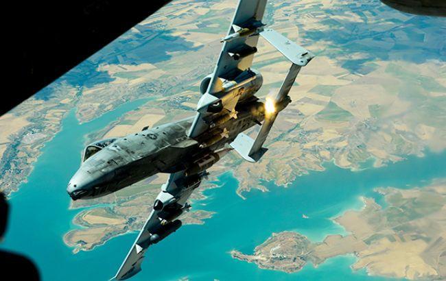 Военный самолет разбился вМиссисиппи, 4 человека погибли