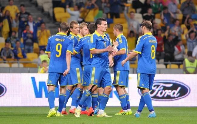 Украина - Беларусь: Украинцы спокойно побеждают во Львове