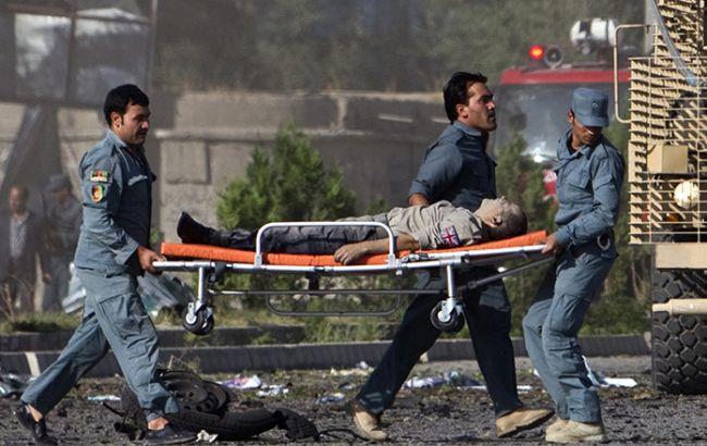В Афганістані загинула рекордна кількість цивільних у 2015